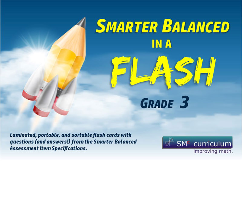 Smarter Balanced in a Flash